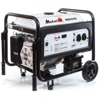 Генератор бензиновый Matari M8000E