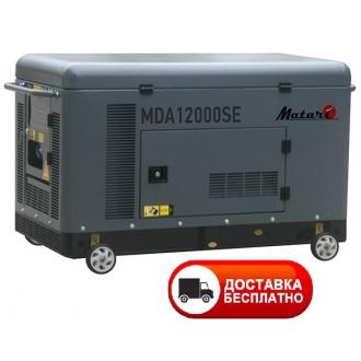 Matari MDA12000SE-ATS - Дизельный генератор Матари