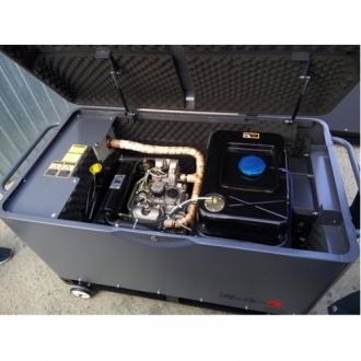 Генератор дизельный Matari MDA12000SE3-ATS