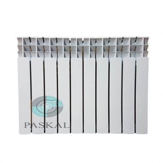 Paskal h 500/80  - Радиатор алюминиевый (цена за 1 секцию)