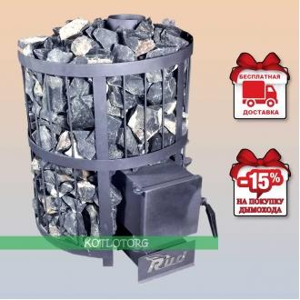 Банная печь Руд RS-15 (15 кВт)