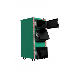Zubr Standart (12-24 кВт) - Твердотопливный котел Зубр