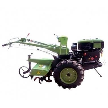 Мотоблок дизельный TATA TT 81X-SH ZUBR