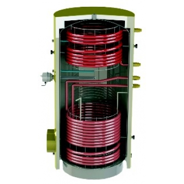 Водонагреватель для солнечных систем KHT - Heating - ВТ - 11