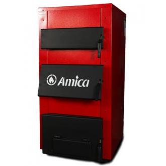 Котел на дровах и угле Amica Solid