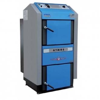 Atmos DC Drevoplyn (18-70 кВт) - Пиролизный котел Атмос
