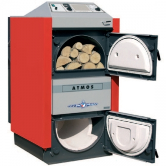 Atmos GS Generator (20-70 кВт) - Пиролизный котел Атмос