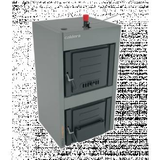 Caldera Soliterm S (17-56 кВт) - Котел на дровах и угле Кальдера