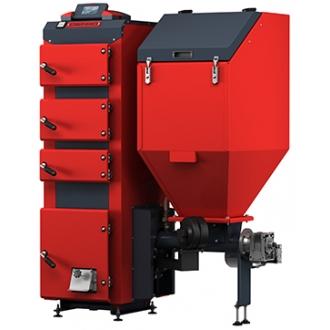 Defro Duo Uni (15-50 кВт) - Пеллетный котел Дефро
