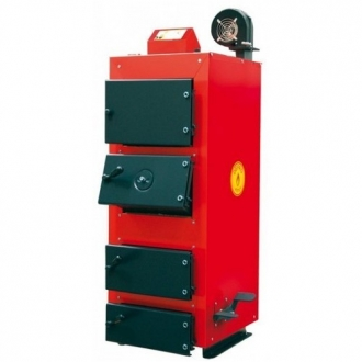 Defro Optima Comfort Plus (8-35 кВт) - Котел на дровах и угле Дефро