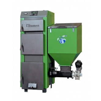 Kamen Multi Plus (14-75 кВт) - Пеллетный котел Камен