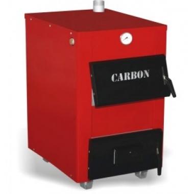 Котел на дровах и угле Carbon КСТо Д