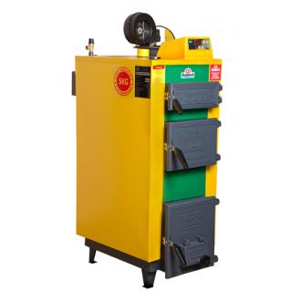 Kraczek SKG Plus (18-68 кВт) - Твердотопливный котел Кращек