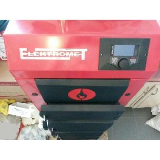 Твердотопливный котел Elektromet Eko KWW